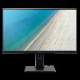 """ACER VA LED Monitor B227QAbmiprx 21.5"""" FHD 16:9, 4ms, 100M:1, 250nits, VGA, HDMI, DP, MM , Pivot, fekete"""