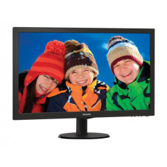 "Philips LED monitor 273V5LHSB/00, V-line, 27"" 1920x108060Hz, 16:9, TN, 1ms, 300"