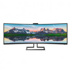 "Philips LED Monitor Curved 439P9H/00, B-line, 43.4"", 3840x1200, 32:10, VA, 4ms,"