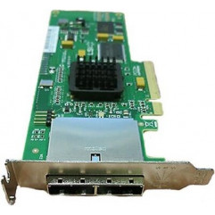 Dell SAS 6Gbps HBA External Controller Low Profile - Kit