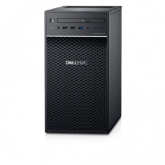 Dell EMC PowerEdge T40 szerver QCX E-2224G 3.5GHz 8GB 1TB