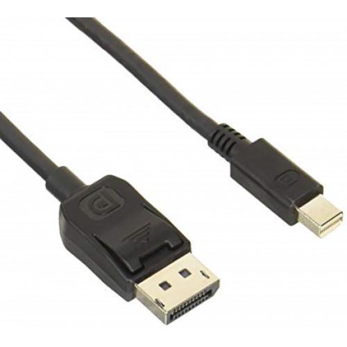 Eizo MiniDisplayport kábel, 2m, fekete
