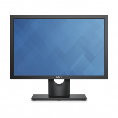 "Dell E1916H 18.5"" LED monitor VGA, DP (1366x768) DE1916H"