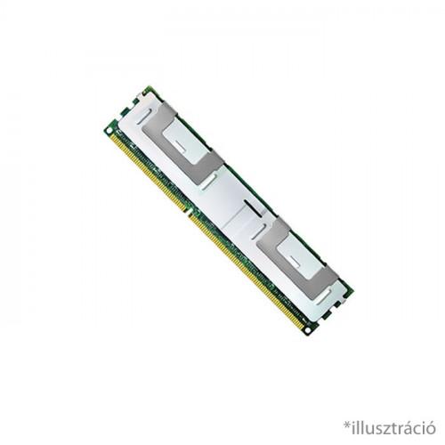 DELL szerver Memória 4GB (1x 4GB) DDR3 1333MHz Dual Rank LV RDIMM (1S - R/T310; 2S 11G szerverek)