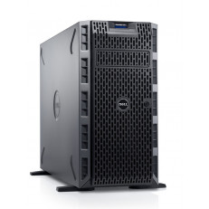 DELL PowerEdge T320 szerver (XEON E5-1410 2.8GHz,  1x8GB RAM, HDD nélkül)