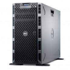 DELL PowerEdge T620 szerver ( 2x XEON E5-2620v2, 2.1GHz, RAM nélkül, HDD nélkül)