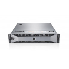 DELL PowerEdge R720 szerver (Xeon E5-2640, 2,5GHz, 16GB RAM, 8x1TB NLSAS HDD)
