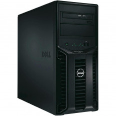 DELL PowerEdge T110 II szerver (Xeon E3-1220v2 3.1GHz, 4GB RAM, 2x1TB NLSAS HDD)